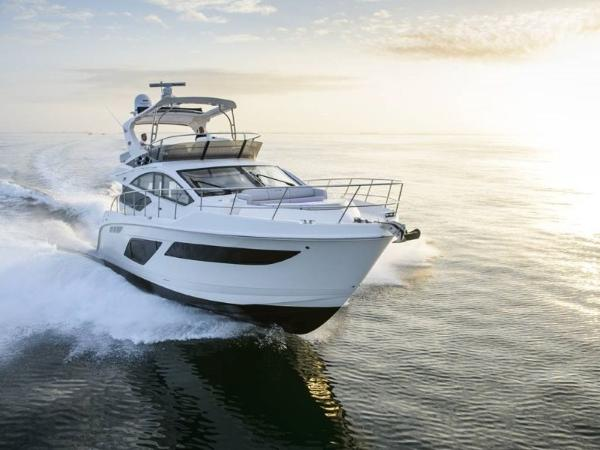 2020 Sea Ray boat for sale, model of the boat is L550 Fly & Image # 6 of 46