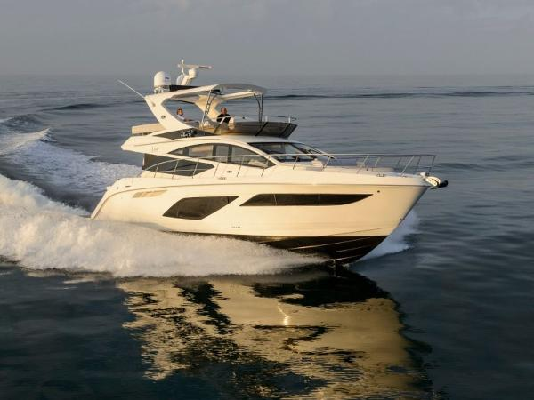2020 Sea Ray boat for sale, model of the boat is L550 Fly & Image # 7 of 46