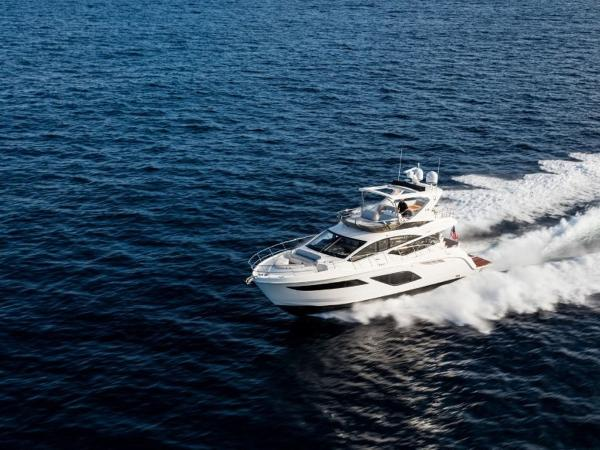 2020 Sea Ray boat for sale, model of the boat is L550 Fly & Image # 13 of 46