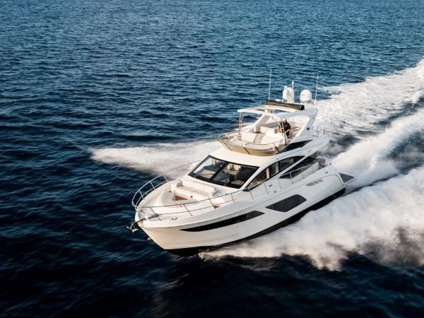 2020 Sea Ray boat for sale, model of the boat is L550 Fly & Image # 16 of 46