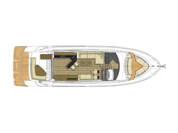 2020 Sea Ray boat for sale, model of the boat is L550 Fly & Image # 38 of 46