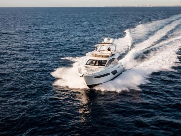 2020 Sea Ray boat for sale, model of the boat is L550 Fly & Image # 42 of 46
