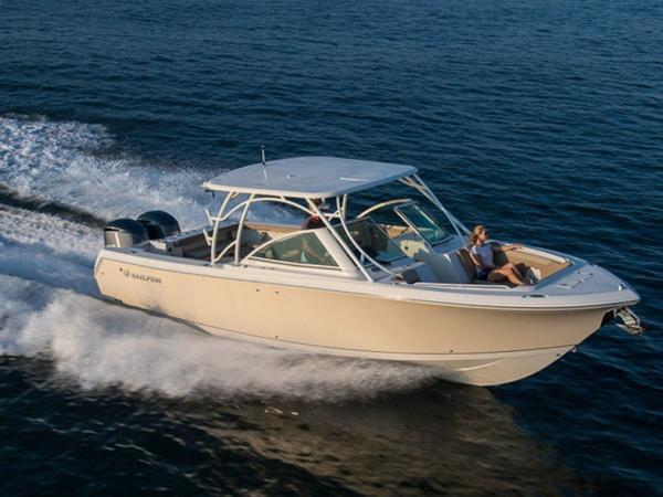 2020 Sailfish boat for sale, model of the boat is 325 DC & Image # 1 of 32