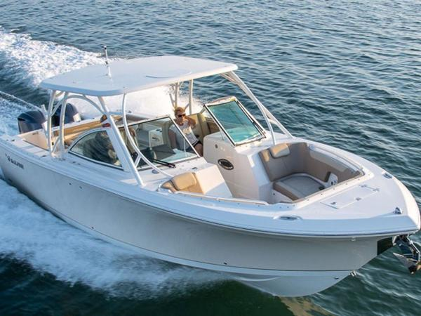 2020 Sailfish boat for sale, model of the boat is 325 DC & Image # 2 of 32