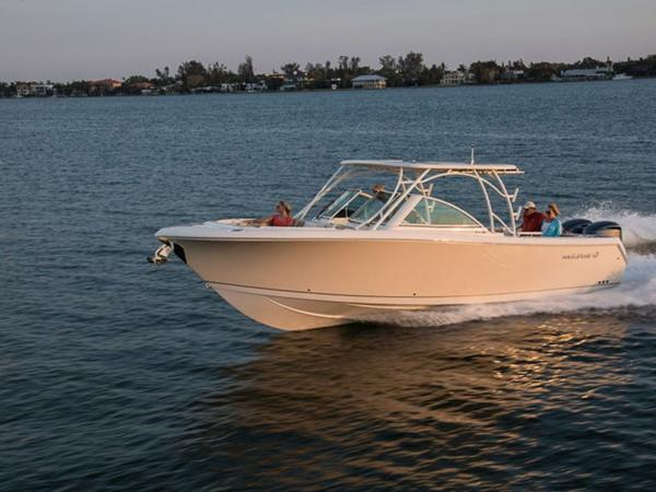 2020 Sailfish boat for sale, model of the boat is 325 DC & Image # 12 of 32