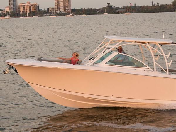 2020 Sailfish boat for sale, model of the boat is 325 DC & Image # 13 of 32