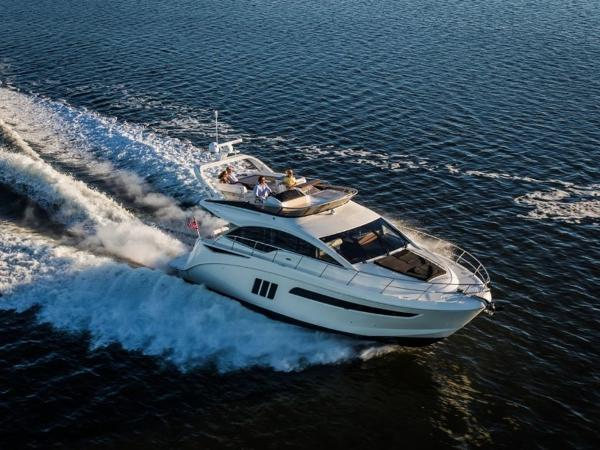 2020 Sea Ray boat for sale, model of the boat is Fly 510 & Image # 4 of 23