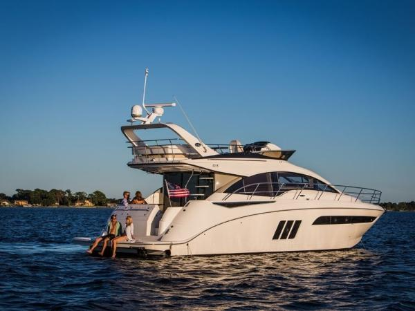 2020 Sea Ray boat for sale, model of the boat is Fly 510 & Image # 5 of 23