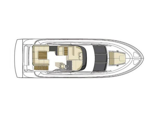 2020 Sea Ray boat for sale, model of the boat is Fly 510 & Image # 8 of 23