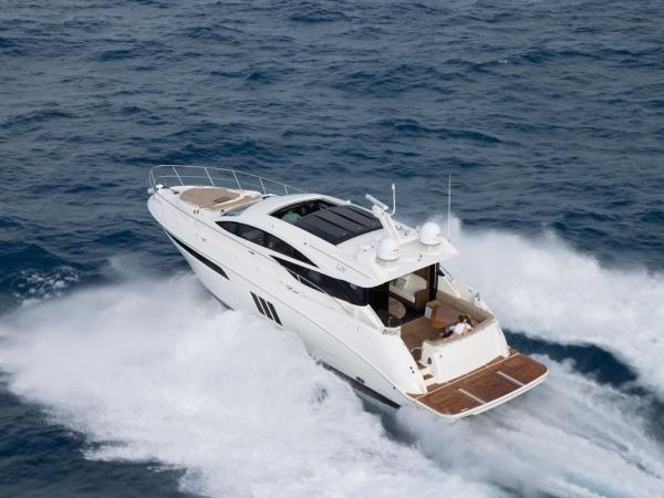 2020 Sea Ray boat for sale, model of the boat is L590 & Image # 13 of 52