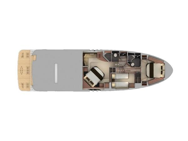 2020 Sea Ray boat for sale, model of the boat is L590 & Image # 34 of 52