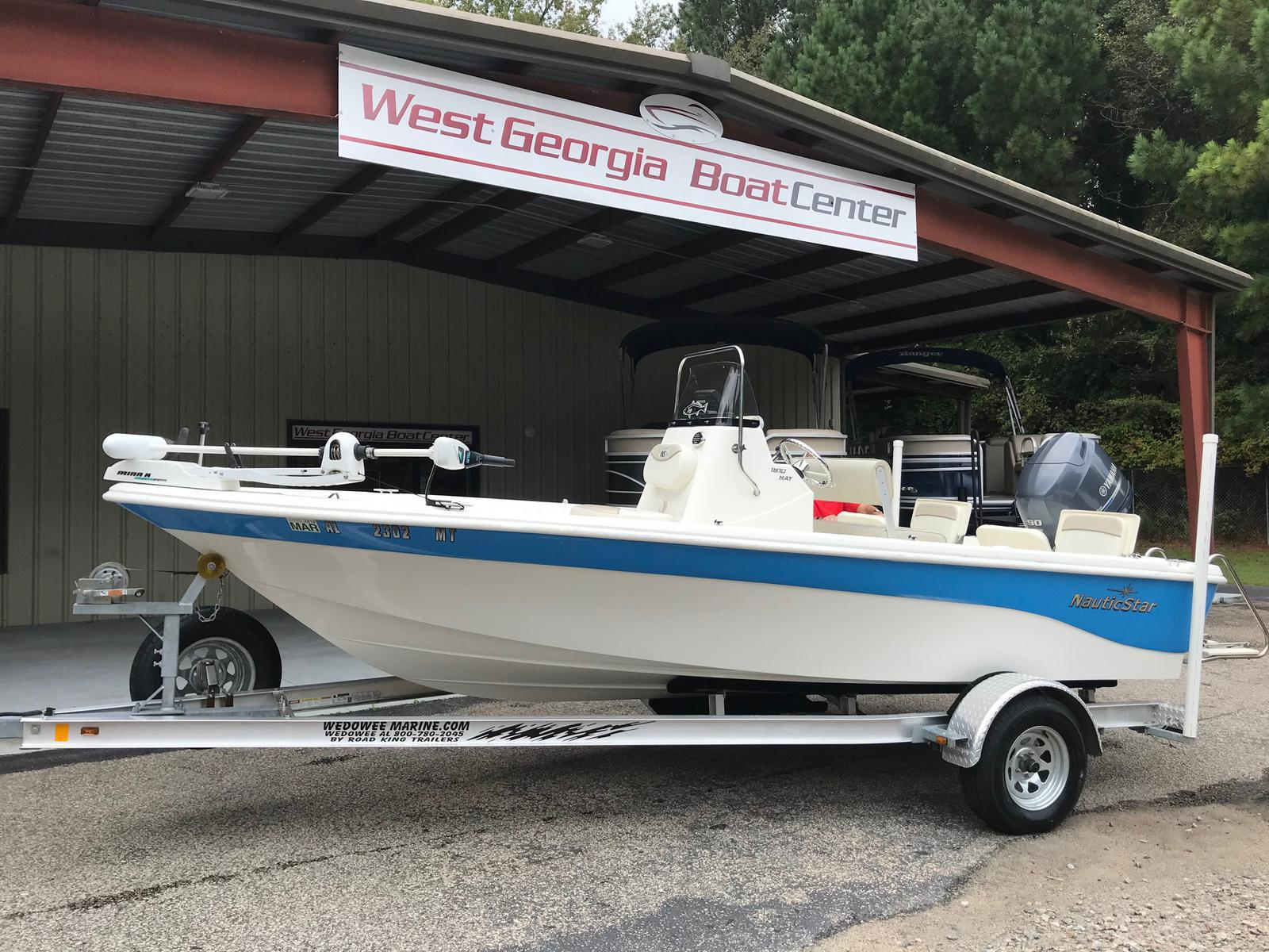 2015 Nautic Star boat for sale, model of the boat is 1810 & Image # 2 of 8