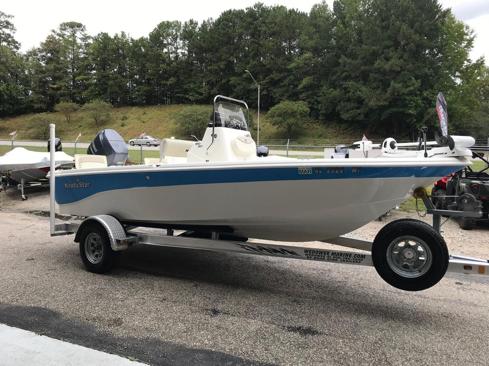2015 Nautic Star boat for sale, model of the boat is 1810 & Image # 4 of 8