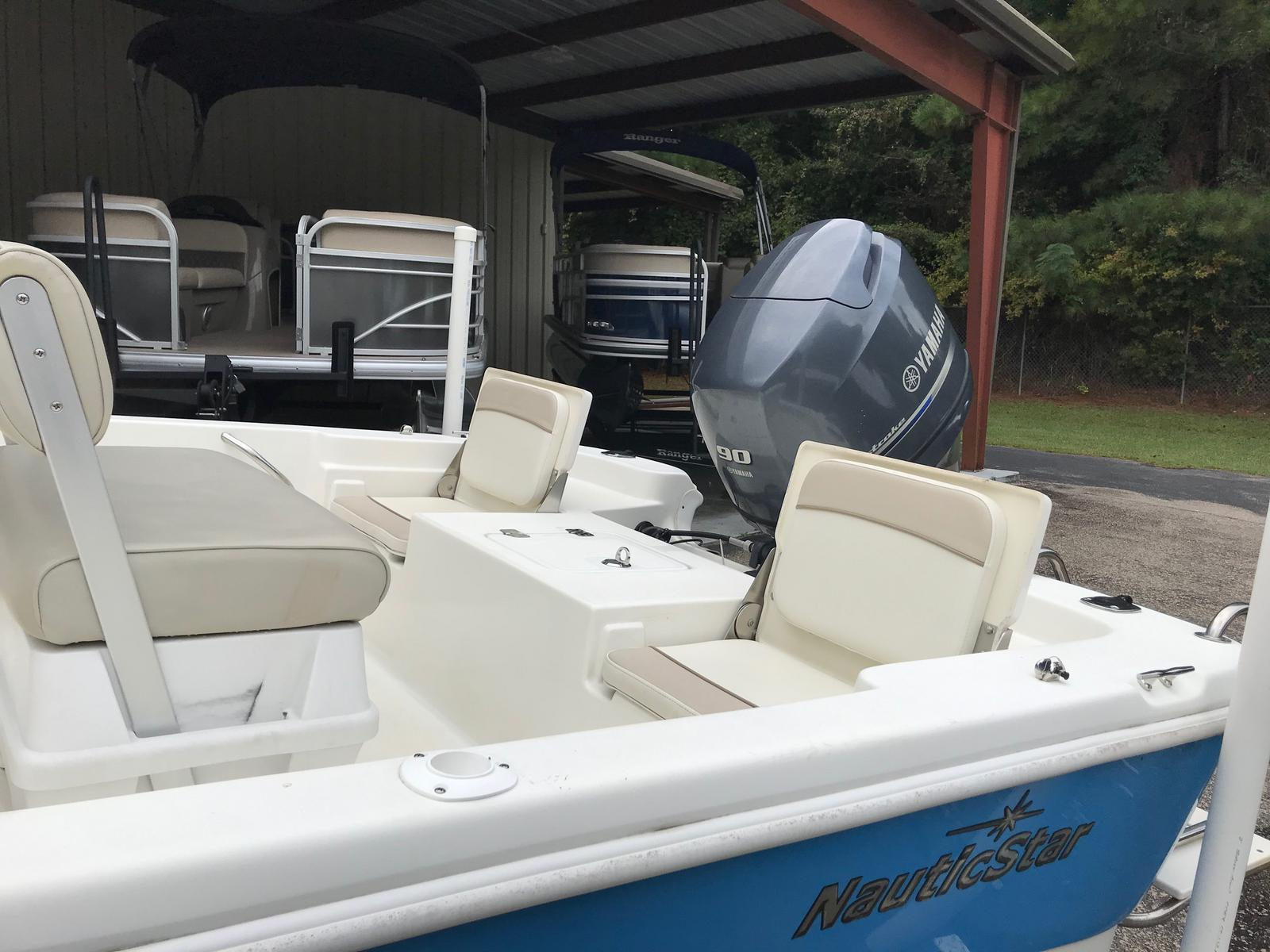 2015 Nautic Star boat for sale, model of the boat is 1810 & Image # 5 of 8