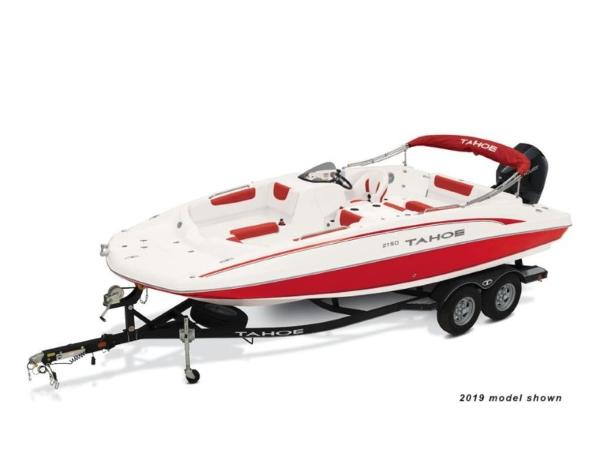 2020 Tahoe boat for sale, model of the boat is 2150 & Image # 2 of 3