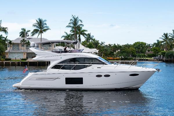 2018 49' Princess Flybridge