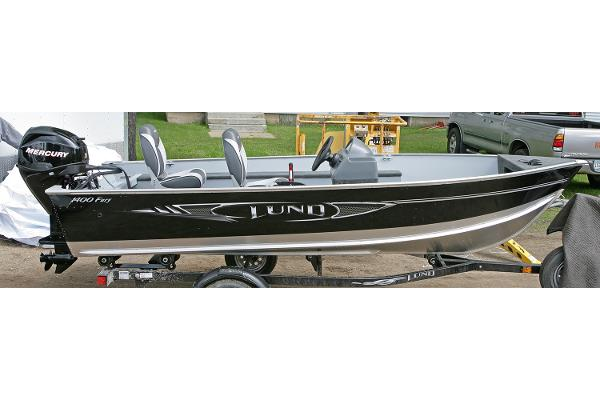 2020 Lund boat for sale, model of the boat is 1400 Fury SS & Image # 3 of 7