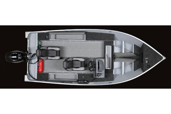 2020 Lund boat for sale, model of the boat is 1400 Fury SS & Image # 7 of 7
