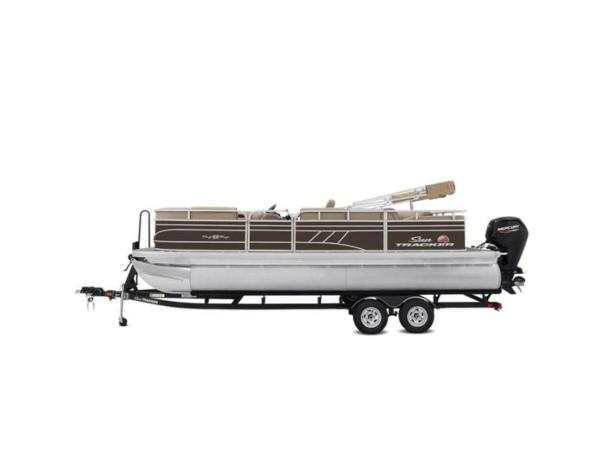 2020 Sun Tracker boat for sale, model of the boat is PARTY BARGE® 22 RF DLX & Image # 7 of 56
