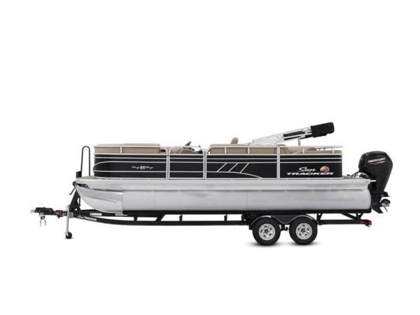 2020 Sun Tracker boat for sale, model of the boat is PARTY BARGE® 22 RF DLX & Image # 8 of 56