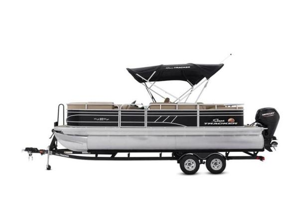 2020 Sun Tracker boat for sale, model of the boat is PARTY BARGE® 22 RF DLX & Image # 9 of 56