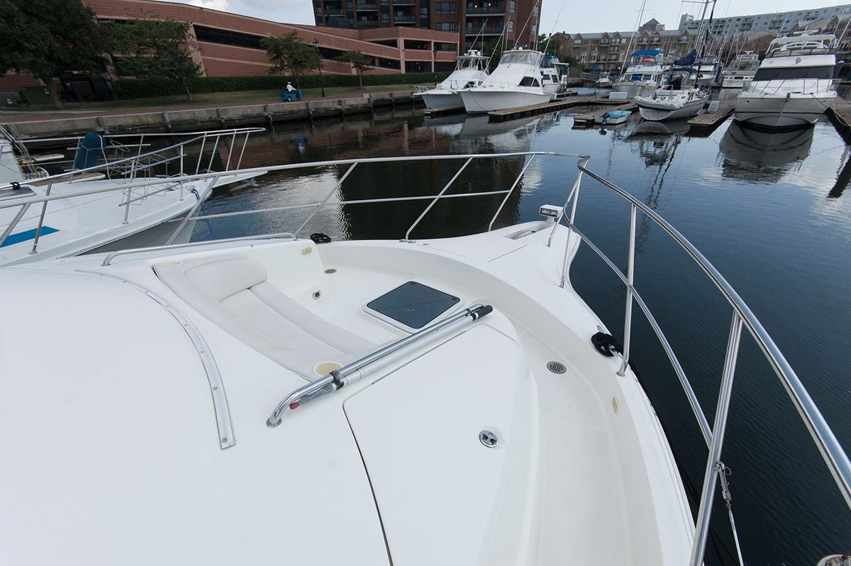 45 Silverton 2002 For Sale In Baltimore Maryland Us Denison Yacht Sales