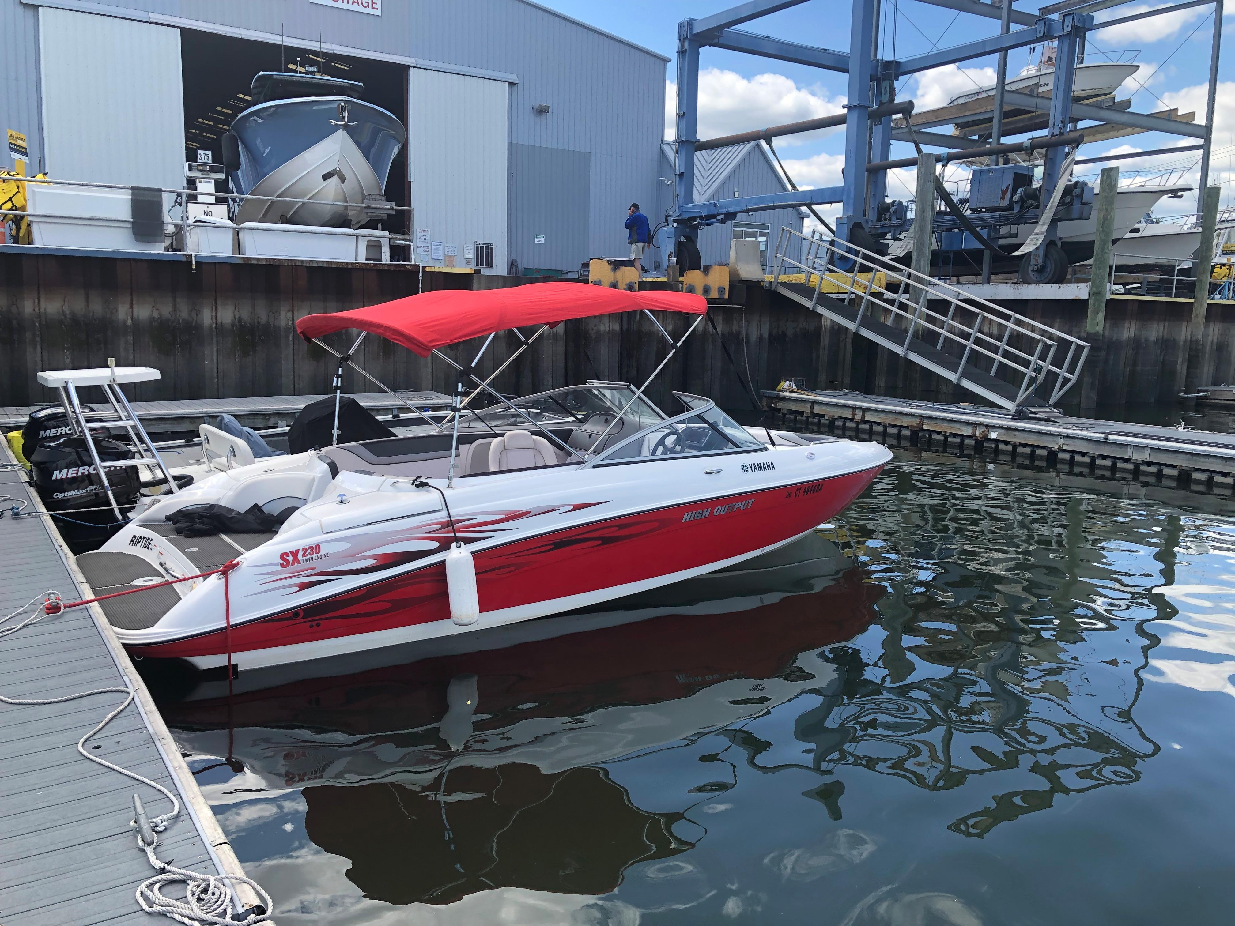 2006 Yamaha Boats SX230 High Output