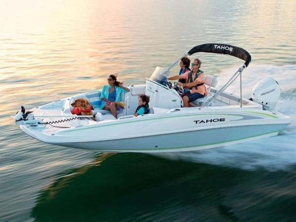 2018 Tahoe boat for sale, model of the boat is 2150 CC & Image # 2 of 77