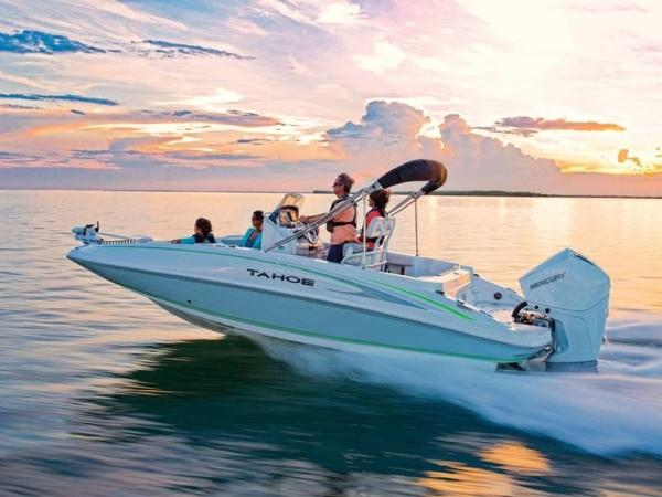 2018 Tahoe boat for sale, model of the boat is 2150 CC & Image # 3 of 77