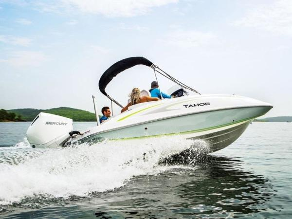2018 Tahoe boat for sale, model of the boat is 2150 CC & Image # 8 of 77