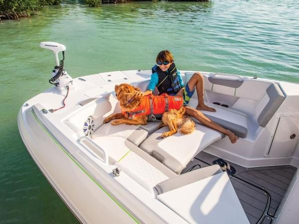 2018 Tahoe boat for sale, model of the boat is 2150 CC & Image # 57 of 77