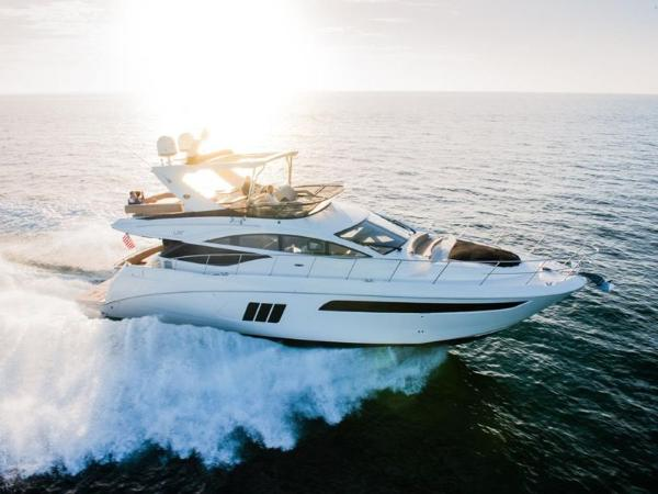 2020 Sea Ray boat for sale, model of the boat is L590 Fly & Image # 1 of 66