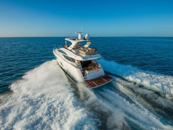 2020 Sea Ray boat for sale, model of the boat is L590 Fly & Image # 6 of 66