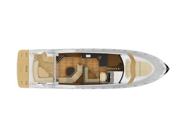 2020 Sea Ray boat for sale, model of the boat is L590 Fly & Image # 12 of 66