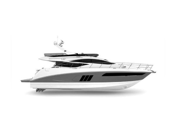 2020 Sea Ray boat for sale, model of the boat is L590 Fly & Image # 19 of 66