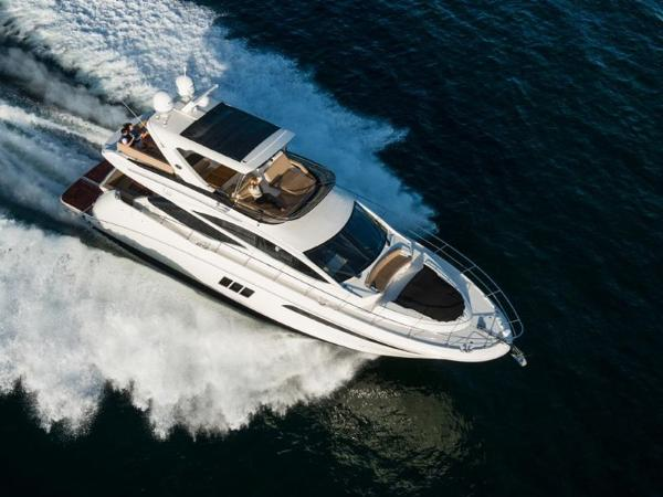 2020 Sea Ray boat for sale, model of the boat is L590 Fly & Image # 23 of 66
