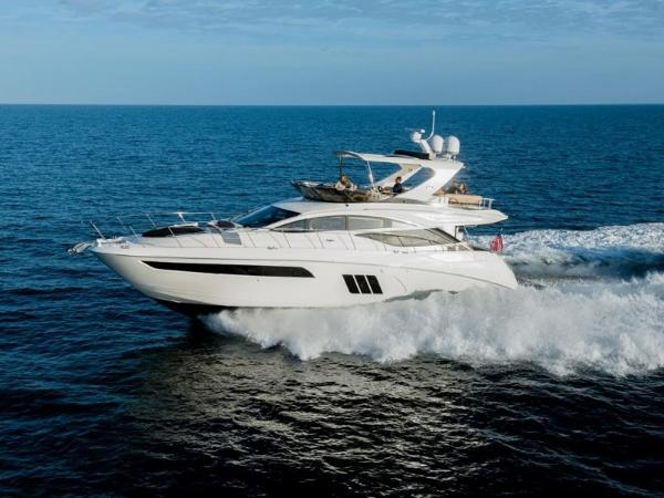 2020 Sea Ray boat for sale, model of the boat is L590 Fly & Image # 31 of 66