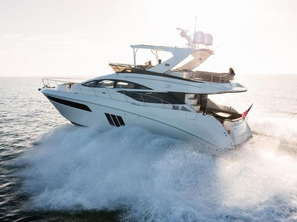 2020 Sea Ray boat for sale, model of the boat is L590 Fly & Image # 33 of 66