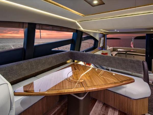 2020 Sea Ray boat for sale, model of the boat is L590 Fly & Image # 35 of 66
