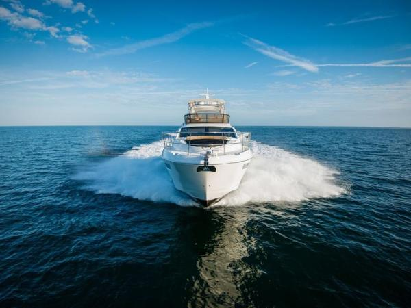 2020 Sea Ray boat for sale, model of the boat is L590 Fly & Image # 38 of 66