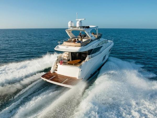 2020 Sea Ray boat for sale, model of the boat is L590 Fly & Image # 40 of 66