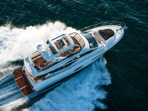 2020 Sea Ray boat for sale, model of the boat is L590 Fly & Image # 41 of 66