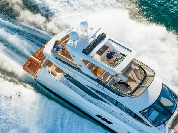 2020 Sea Ray boat for sale, model of the boat is L590 Fly & Image # 44 of 66
