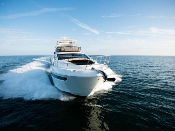 2020 Sea Ray boat for sale, model of the boat is L590 Fly & Image # 46 of 66