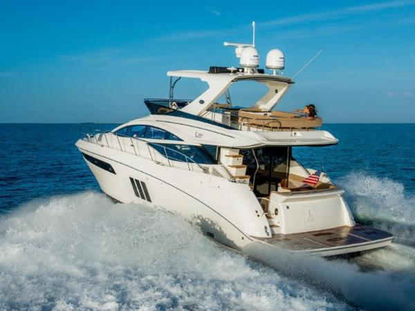2020 Sea Ray boat for sale, model of the boat is L590 Fly & Image # 48 of 66