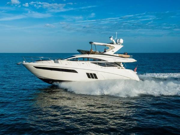2020 Sea Ray boat for sale, model of the boat is L590 Fly & Image # 51 of 66