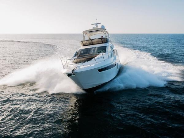 2020 Sea Ray boat for sale, model of the boat is L590 Fly & Image # 52 of 66