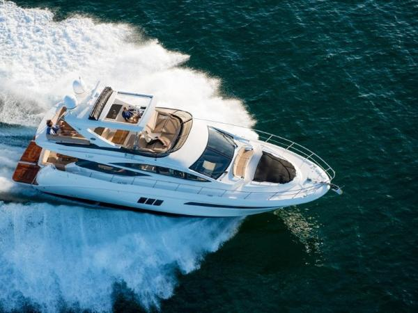 2020 Sea Ray boat for sale, model of the boat is L590 Fly & Image # 54 of 66
