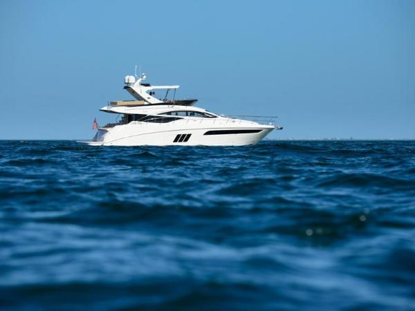 2020 Sea Ray boat for sale, model of the boat is L590 Fly & Image # 56 of 66