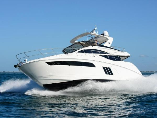 2020 Sea Ray boat for sale, model of the boat is L590 Fly & Image # 57 of 66